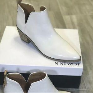 Nine West Shia ankle boots size 6.5M NIB